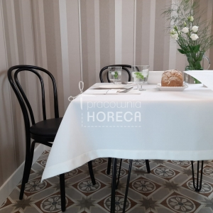 white stain-resistant tablecloth Porto