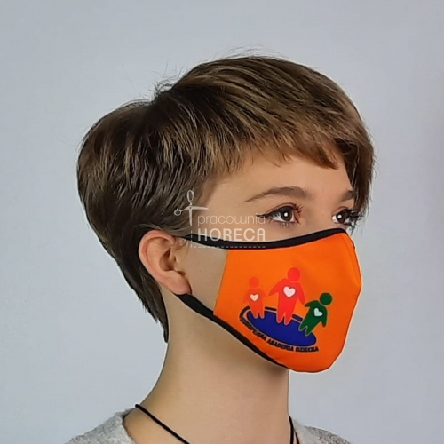 protective mask with your logo